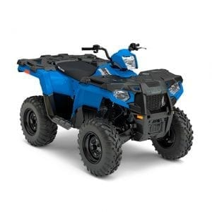Polaris Farmhand 450 HD