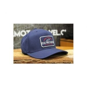 Bars Hat Navy